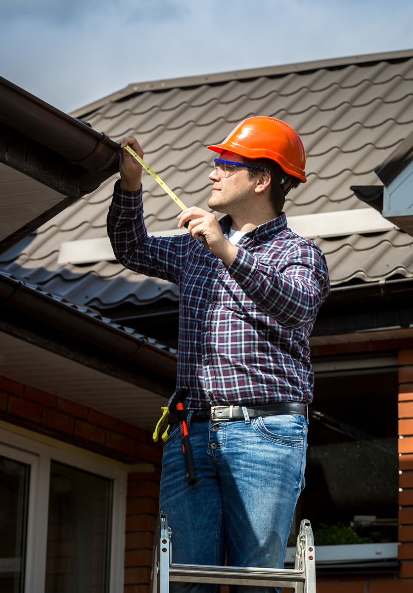 property inspections measuring